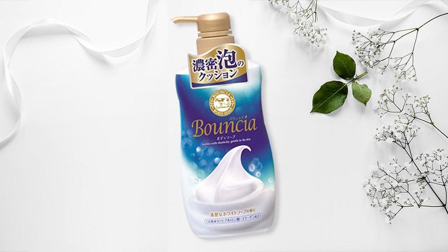 Sữa tắm Bouncia hương thơm mát tự nhiên 550ml