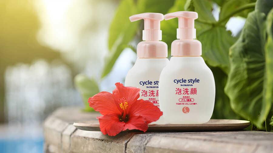 Sữa Rửa Mặt Tạo Bọt Cycle Style 250ml