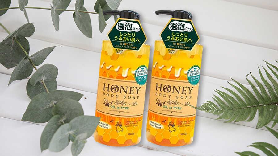Sữa Tắm Honey Oil In Type 500ml