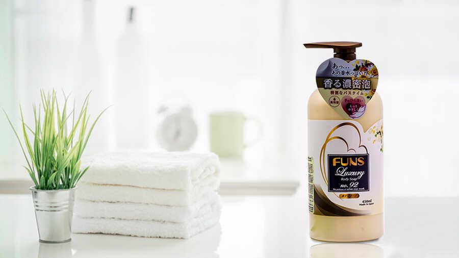 Sữa Tắm Funs Luxury No.92 450ml