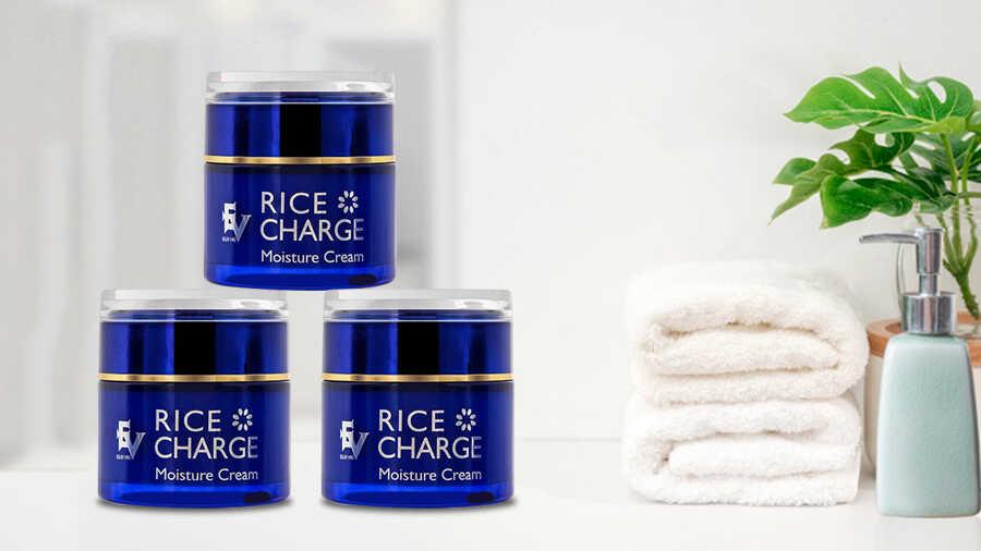 Kem Dưỡng Da Tinh Chất Gạo Rice Charge 50g