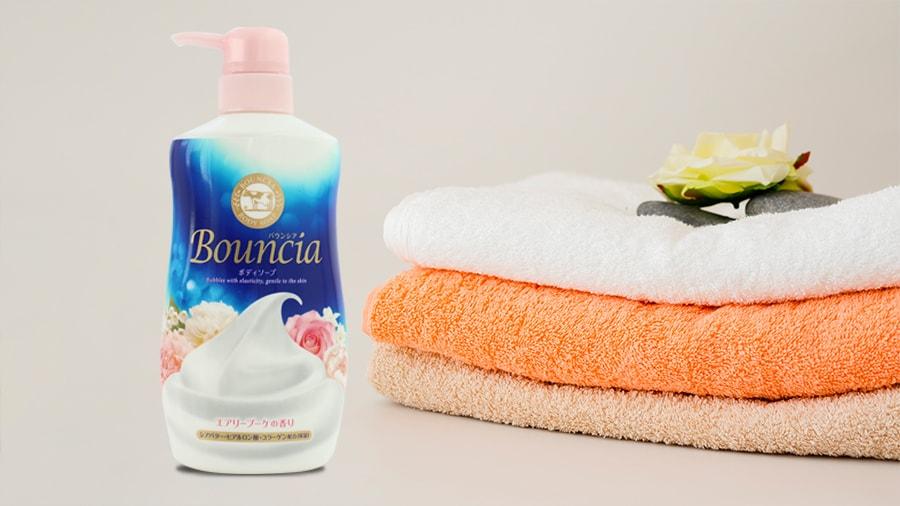 Sữa tắm Bouncia hương hoa hồng thơm mát quyến rũ 500ml