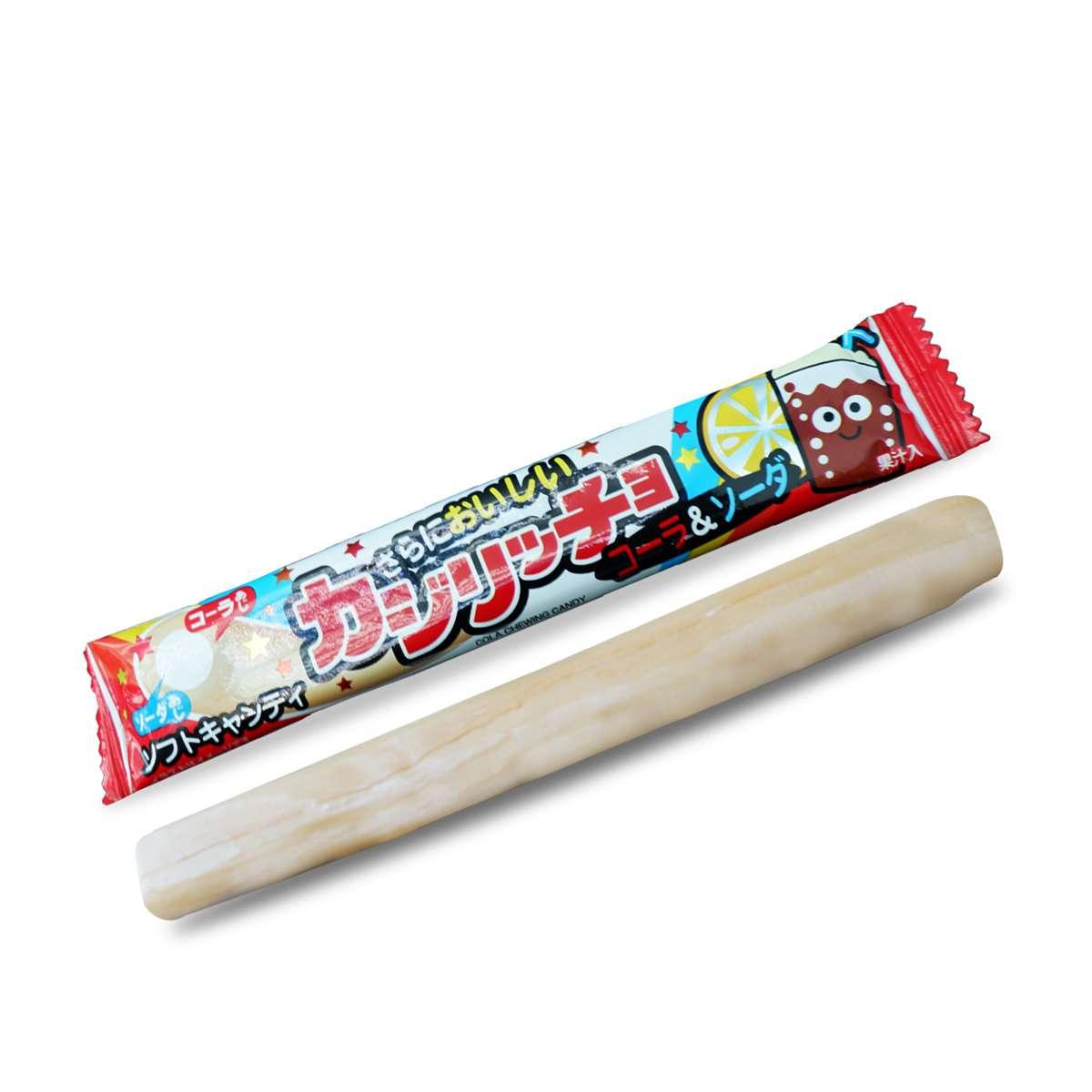 Kẹo mềm hương cola và soda Nhật Bản