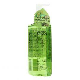Dầu Tẩy Trang Chiết Xuất Dầu Olive Và Dầu Argan Kumano Deve 200ml