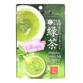 Bột Trà Xanh Matcha Collagen Yanoen