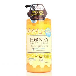Sữa Tắm Honey Milk In Type 500ml