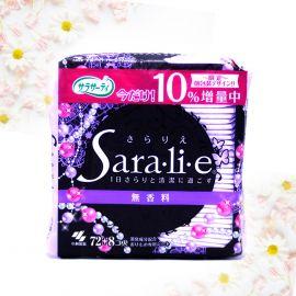 Băng Vệ Sinh Saralie Không Mùi 72 Miếng