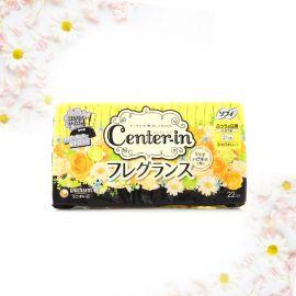 Băng Vệ Sinh Center-In Compact Có Cánh 22 Miếng