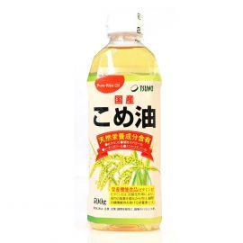 Dầu Gạo Nhật Bản Tsuno Nguyên Chất-500g