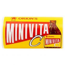 Kẹo Mini hương vị vitamin C-  Orion Nhật Bản 9g- 50 viên
