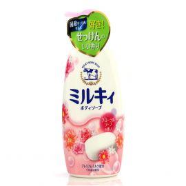 Sữa Tắm Milky Hương Hoa Hồng 550ml